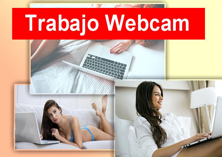 Trabajo webcam adultos