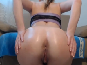 Increíble Show de Sexo Anal