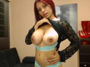 Imagen Bella Pelirroja hace Casting Porno