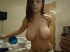 Imagen Tetuda Viciosa se Inicia en el Porno Casero