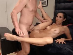 Tórrida Pareja de Novios muy Sexo por Cam