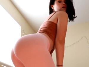 Image Se Graba para un Casting Erótico por Webcam