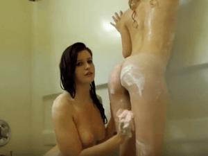 Image Estudiantes Lesbianas se Graban con la Cam