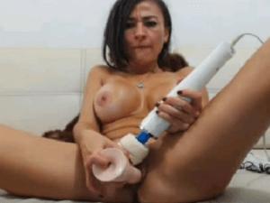Imagen Madura Disfruta del Gran Pollón por Webcam