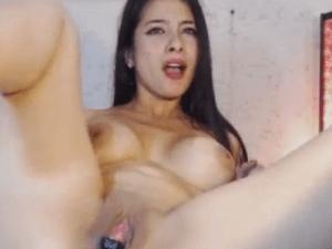 Imagen Show Sexual en Directo con la dulce Natasha
