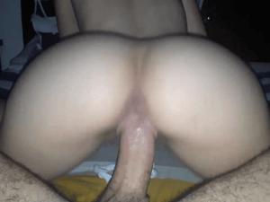 Image Madrileña pone la Polla dura a su Prometido a través de la Webcam