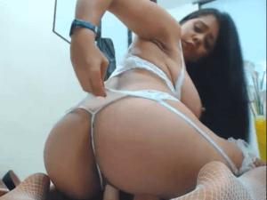 Culona Venezolana xxx muy Perra en Webcam