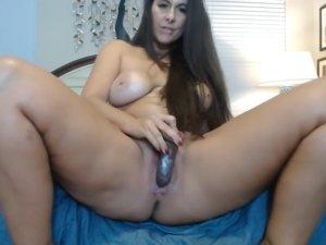 Imagen Madura Amateur Masturbándose a lo Salvaje en HD