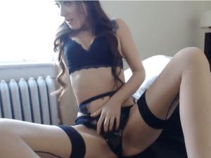 Image Tía Buena en Lencería busca Sexo Apasionado en Chat de Vídeo