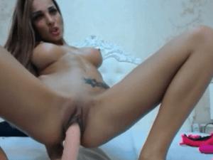 Imagen La mejor Zorra Follando su Coño en Streaming