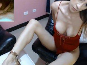Imagen Venezolana Cachonda Guarrea en el Chat de Vídeo