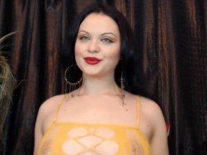 Cuarentona Tetona en Webcam toda una Comepollas