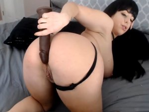 Image Follada Dura e Intensa en la Webcam con Exquisita Morena