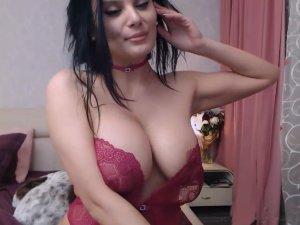Show de Sexo Erótico de una Madura Fogosa